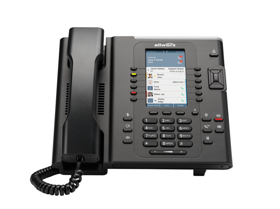 AllWorx and TCG Network Services are partnering to offer Educational institutions discounts on VoIP phones.